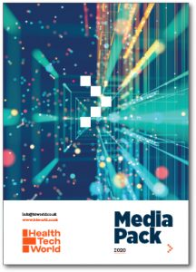 Health Tech World Media Pack Cover 2020