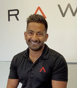 Sohail Rashid the founder and CEO of Brawn the strength and fitness app.