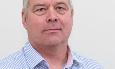 Biotech entrepreneur and CEO Martin Stocks.